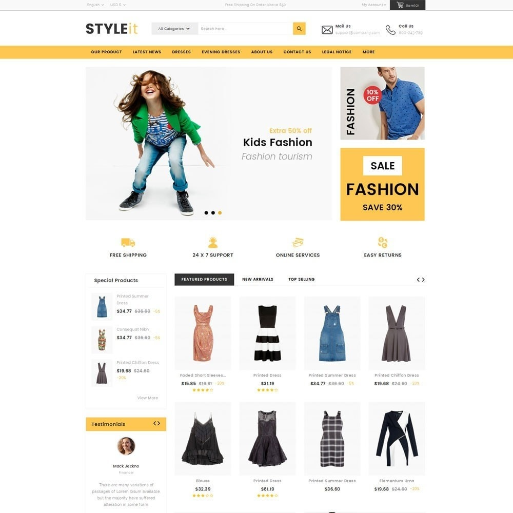 theme - Moda & Obuwie - Styleit Fashion Store - 2
