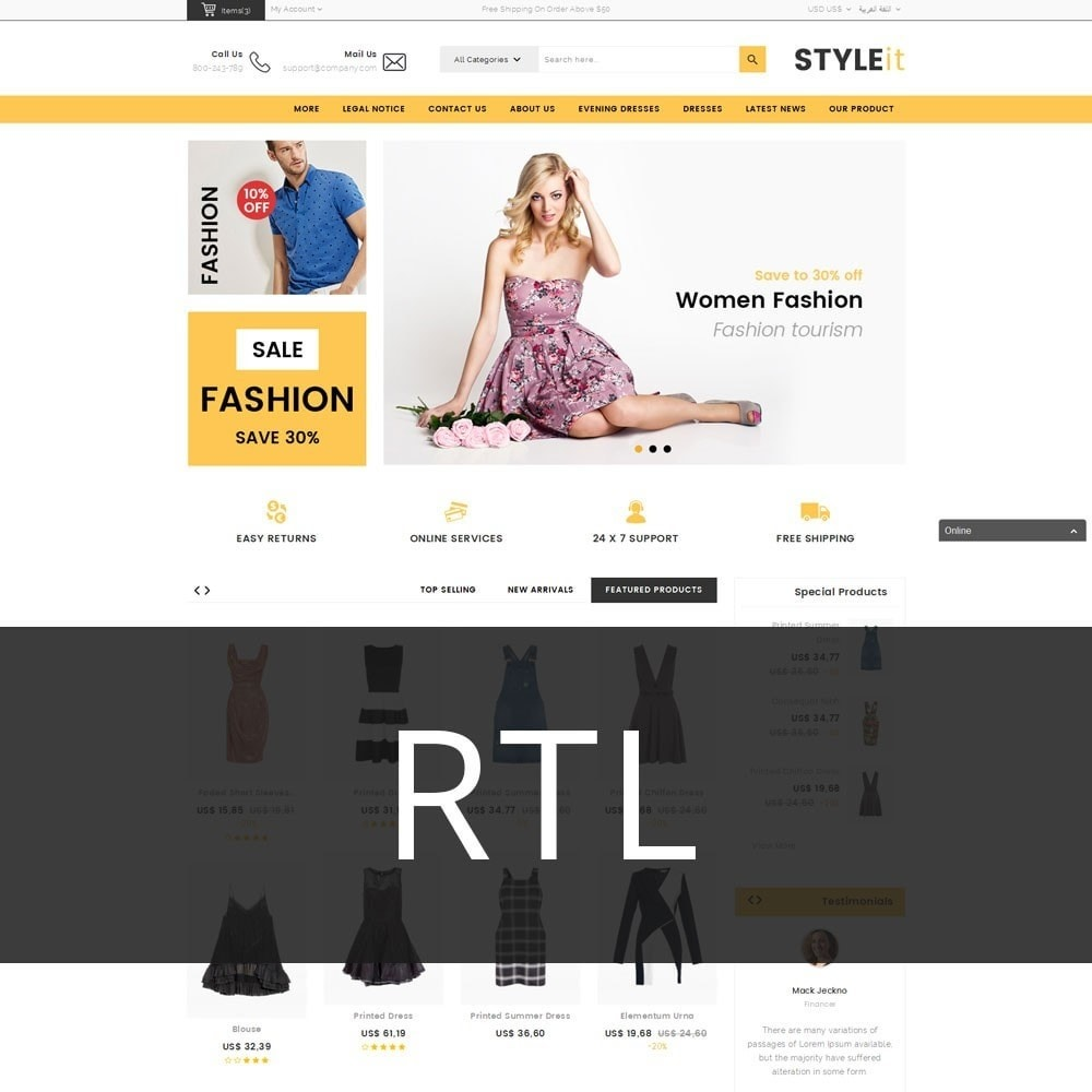 theme - Moda & Obuwie - Styleit Fashion Store - 3
