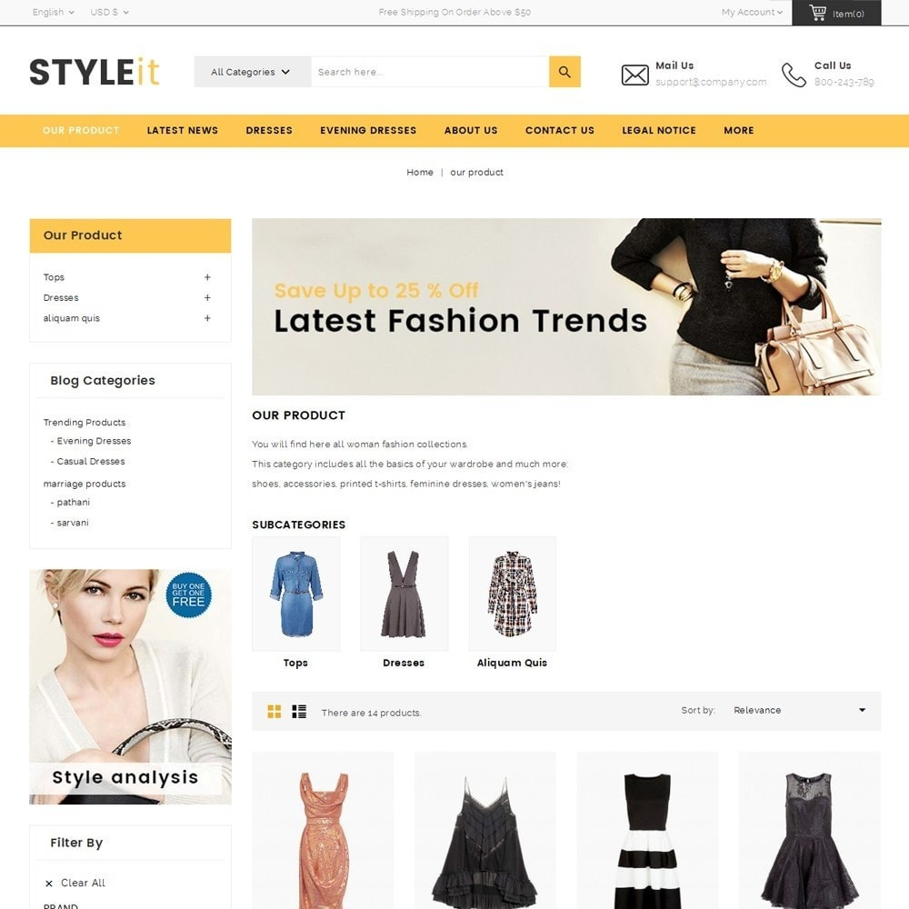 theme - Moda & Obuwie - Styleit Fashion Store - 4