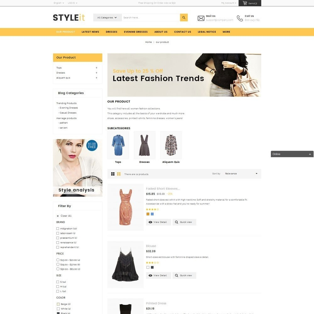 theme - Moda & Obuwie - Styleit Fashion Store - 5
