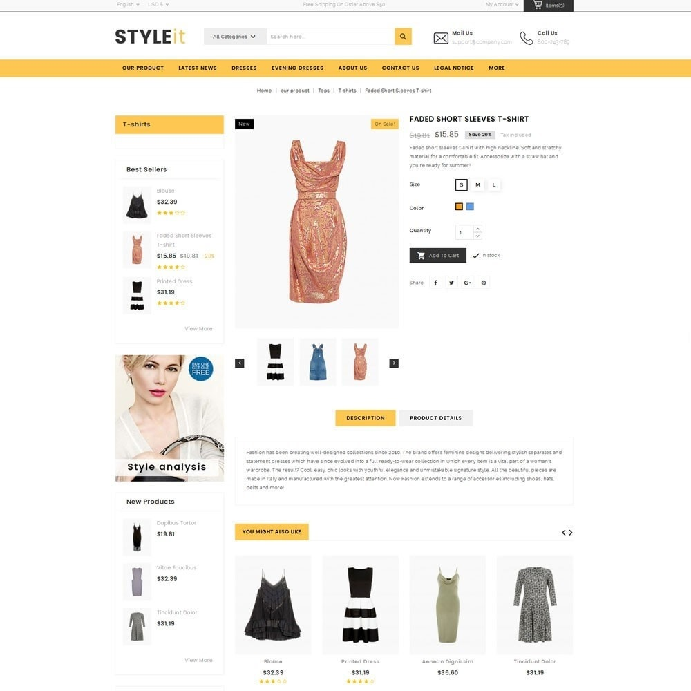 theme - Moda & Obuwie - Styleit Fashion Store - 6
