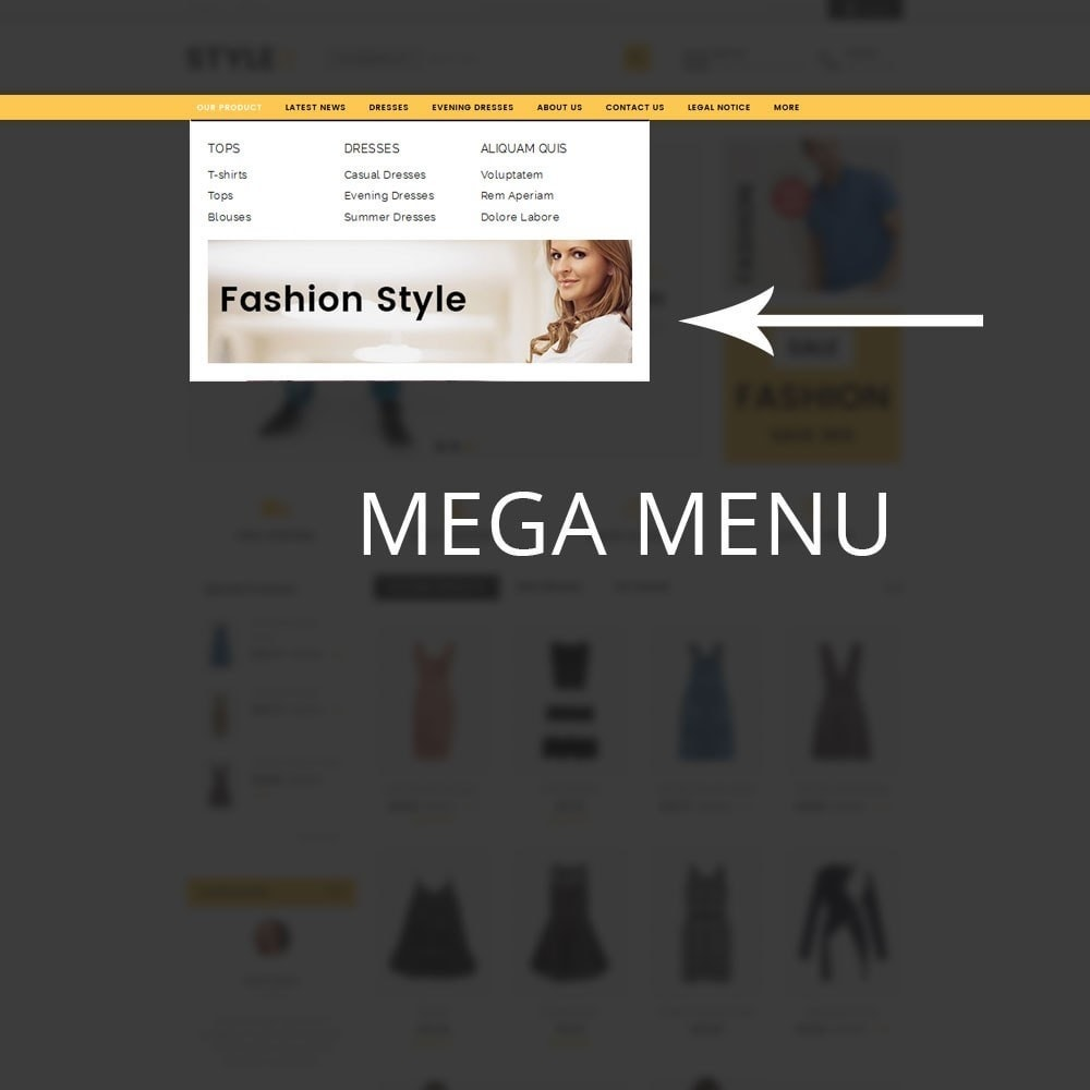 theme - Moda & Obuwie - Styleit Fashion Store - 9