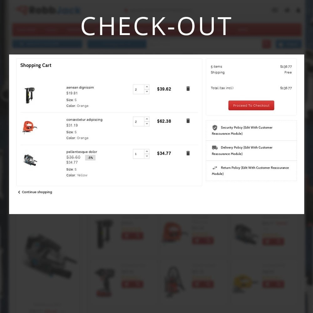 theme - Coches y Motos - Robbjack Tool Store - 10