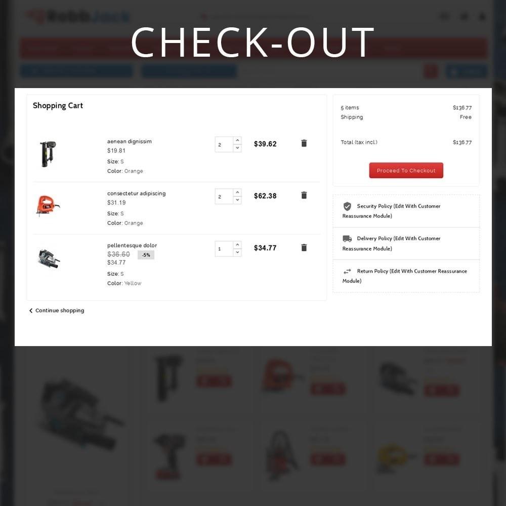 theme - Auto's & Motoren - Robbjack Tool Store - 10