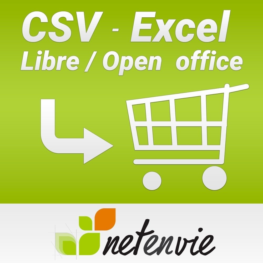 module - Iscrizione e Processo di ordinazione - CSVtoCart - 1