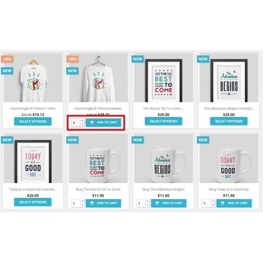 module - Déclinaisons & Personnalisation de produits - Wholesale B2B Product Listing - 2