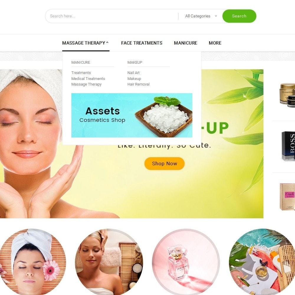 theme - Santé & Beauté - Mega Shoppe Bio Cosmetics - 9