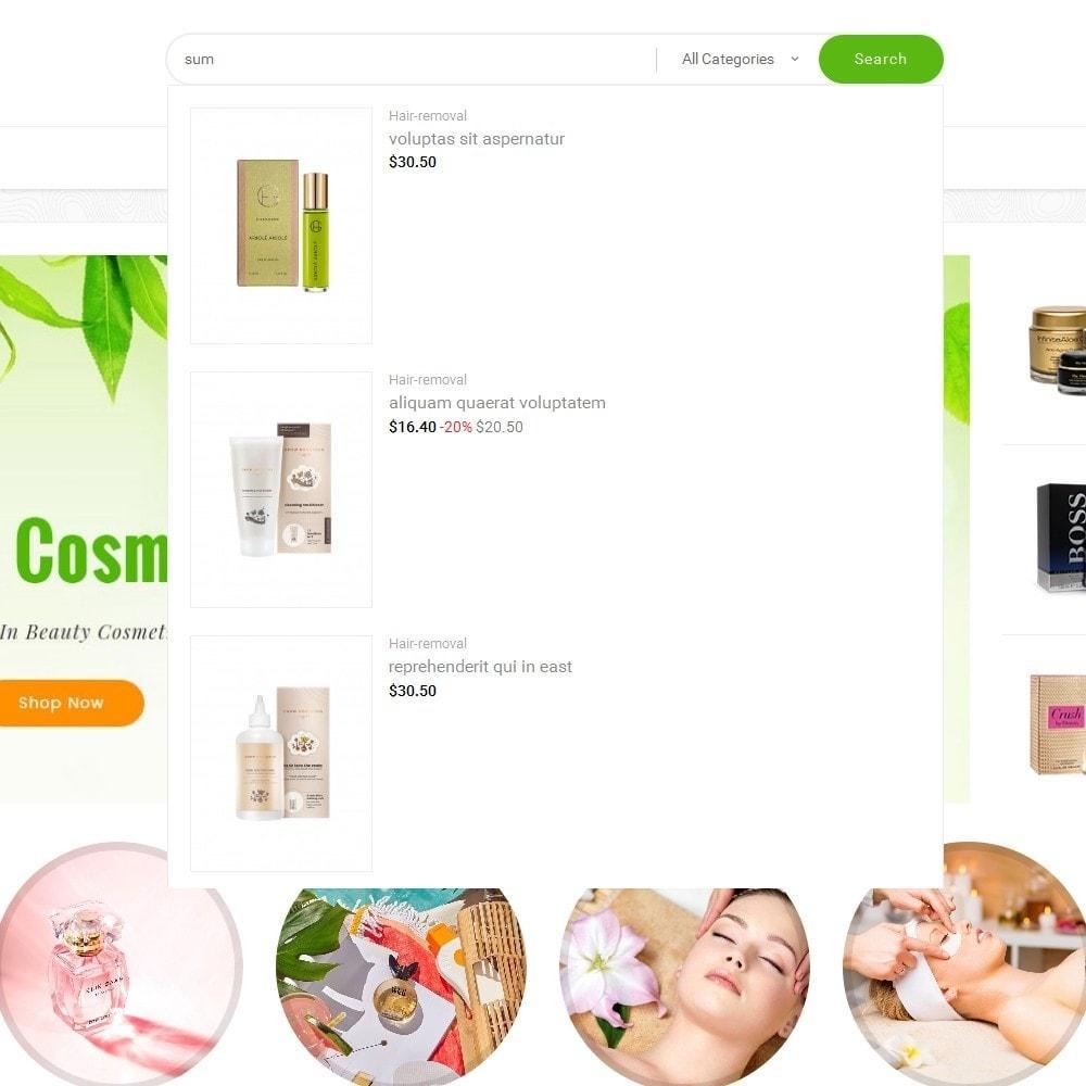 theme - Santé & Beauté - Mega Shoppe Bio Cosmetics - 10