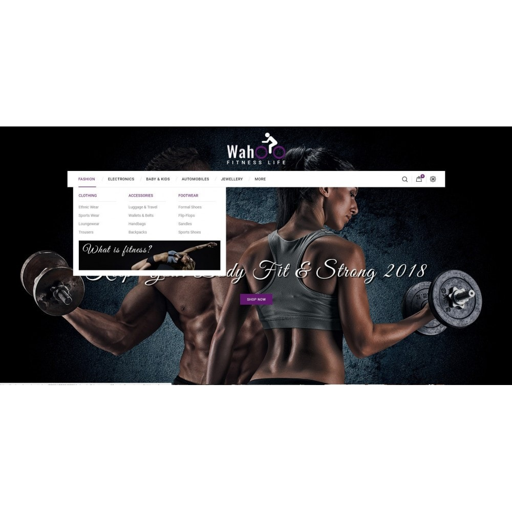 theme - Salud y Belleza - Fitness Life Store - 6