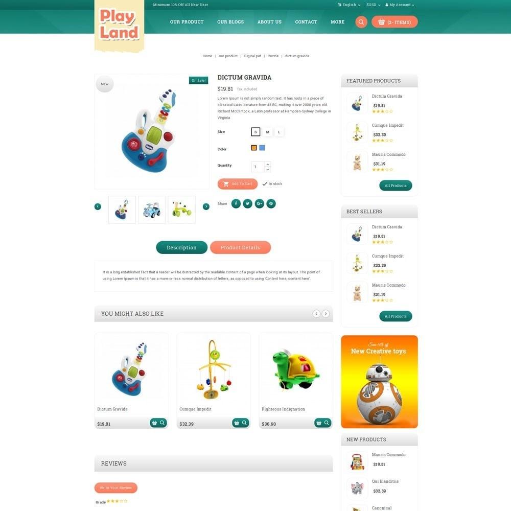 theme - Enfants & Jouets - Playland - Kids Shop - 6