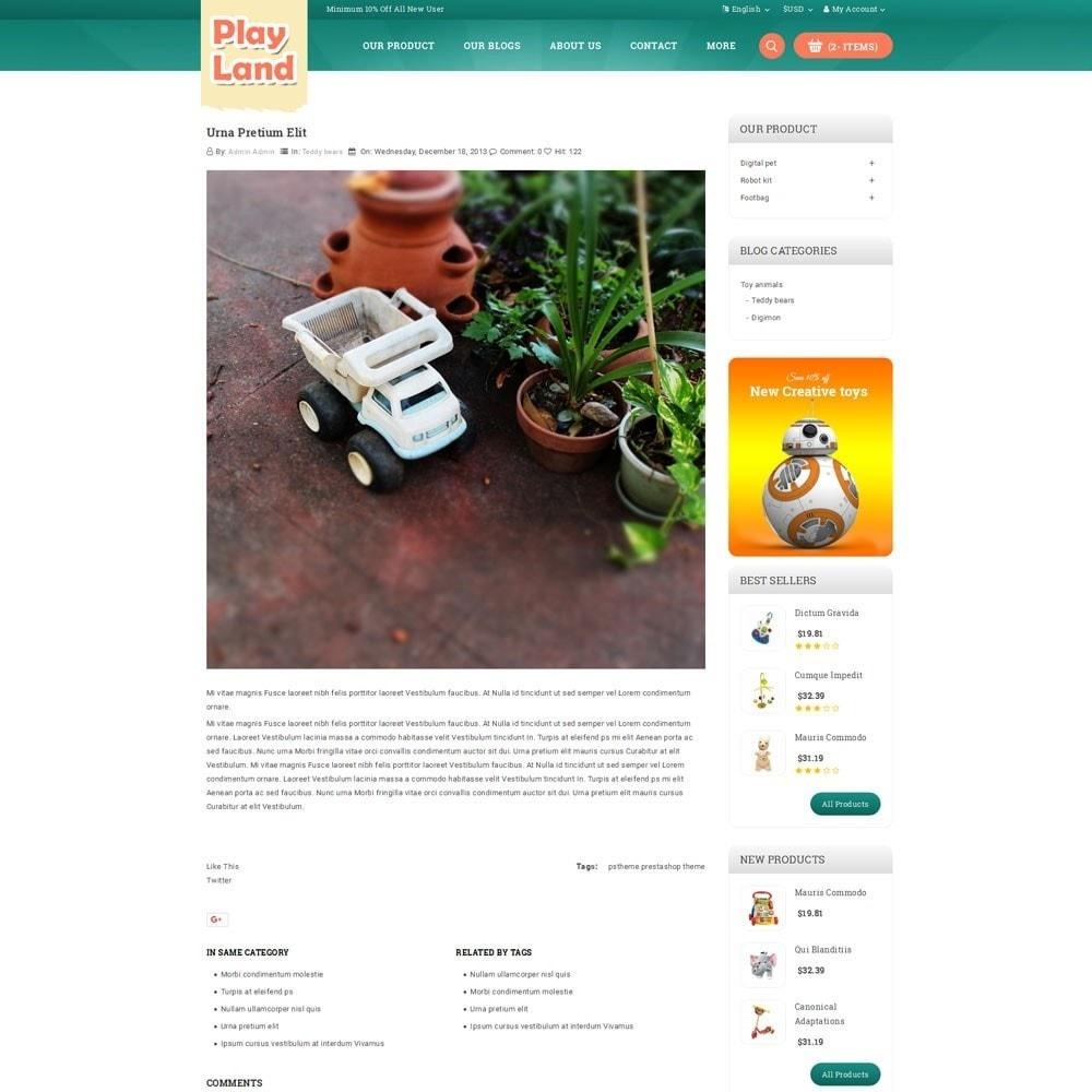 theme - Bambini & Giocattoli - Playland - Kids Shop - 7