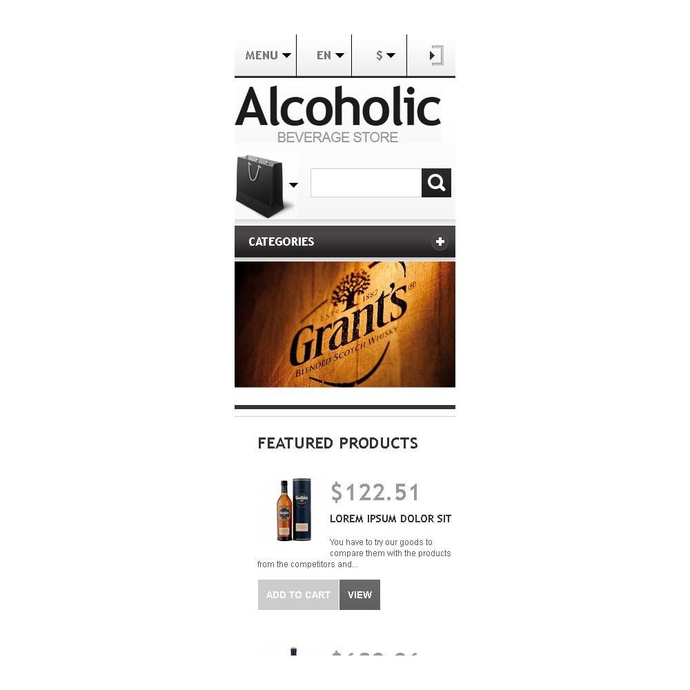 theme - Żywność & Restauracje - Alcoholic Beverage Store - 10