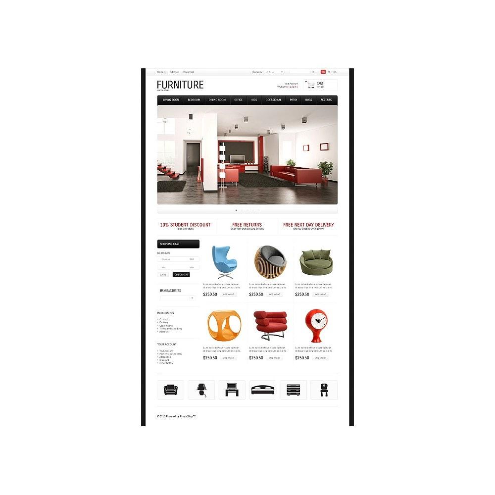 theme - Art & Culture - Classic & Modern Furniture - 1