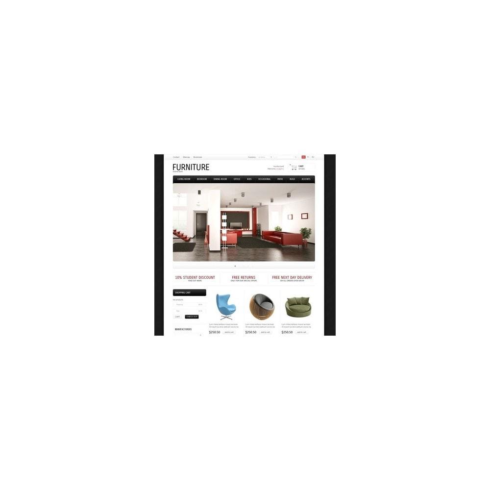 theme - Art & Culture - Classic & Modern Furniture - 4