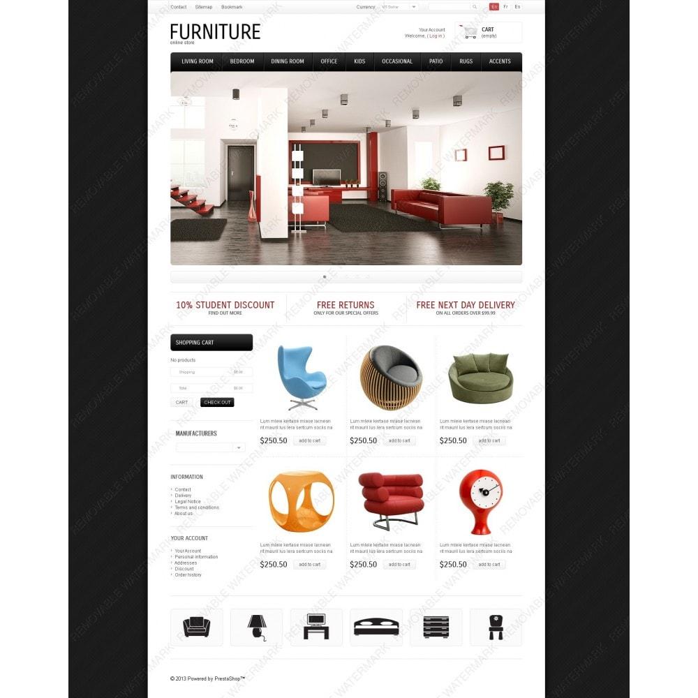 theme - Art & Culture - Classic & Modern Furniture - 7