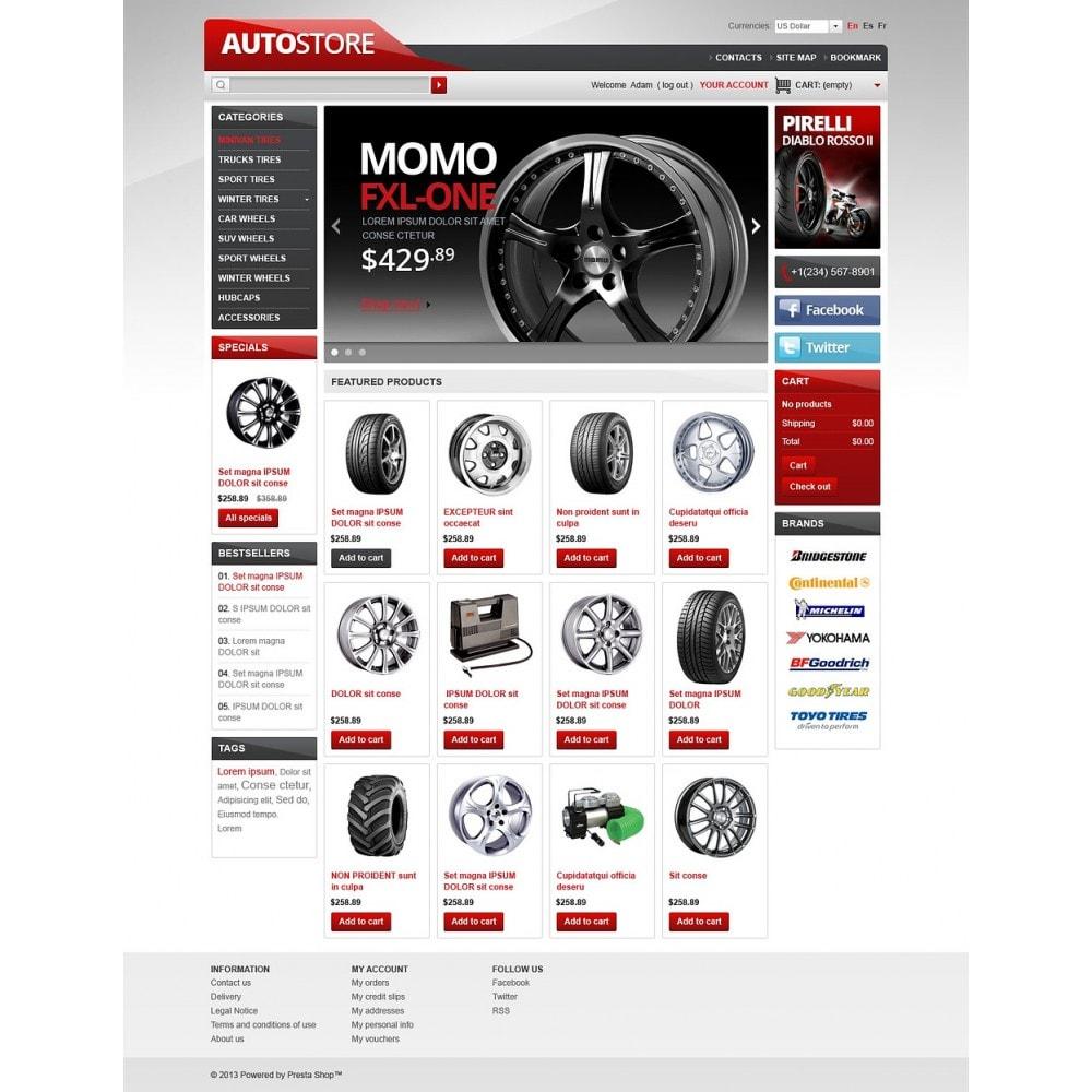 theme - Auto & Moto - Auto Store - 7