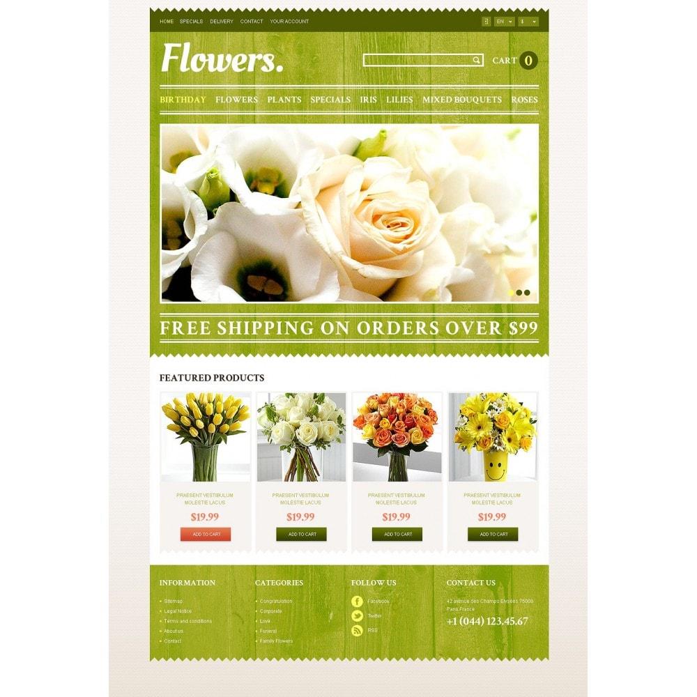 theme - Presentes, Flores & Comemorações - Responsive Flowers Store - 5