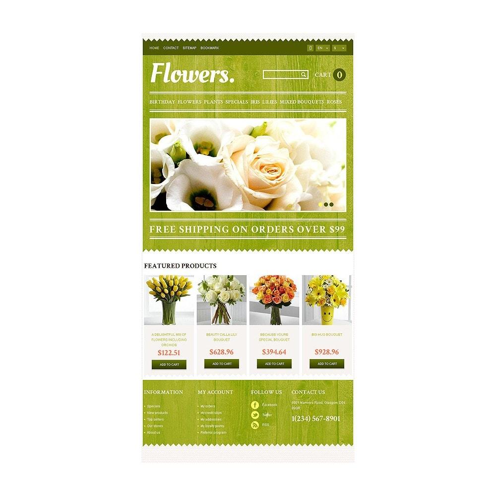 theme - Presentes, Flores & Comemorações - Responsive Flowers Store - 8
