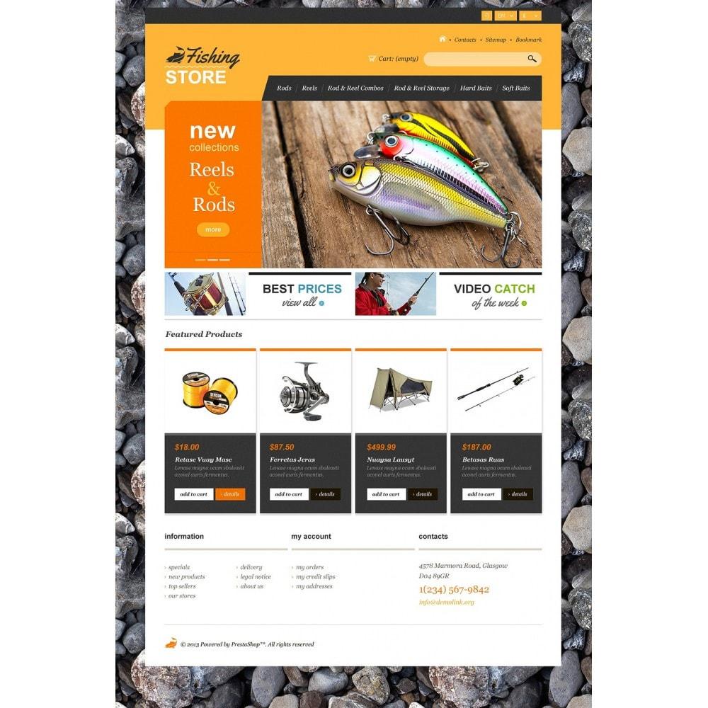 theme - Deportes, Actividades y Viajes - Responsive Fishing Shop - 5