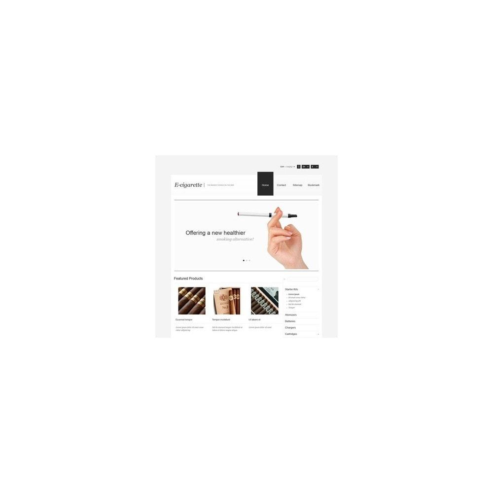 theme - Casa & Giardino - Electronic Cigarettes Store - 2