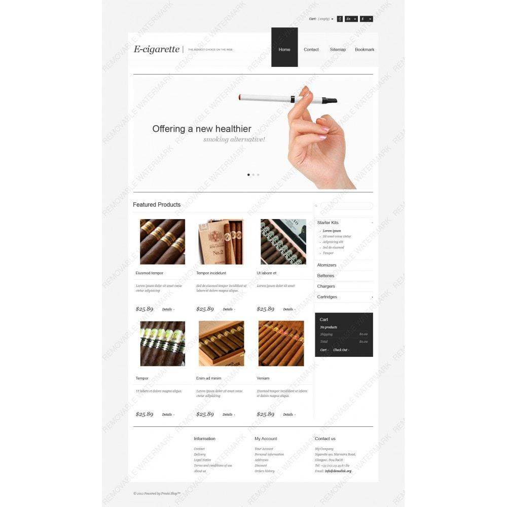 theme - Casa & Giardino - Electronic Cigarettes Store - 3