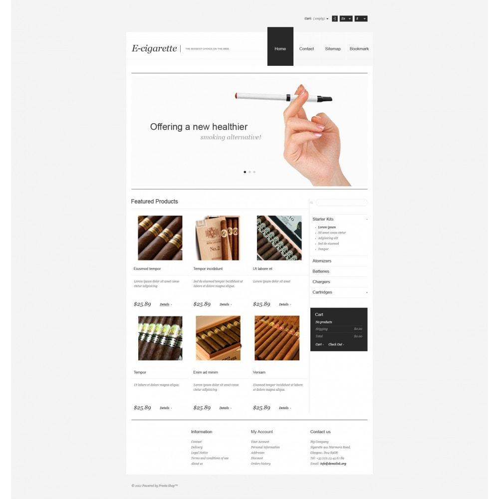 theme - Casa & Giardino - Electronic Cigarettes Store - 4