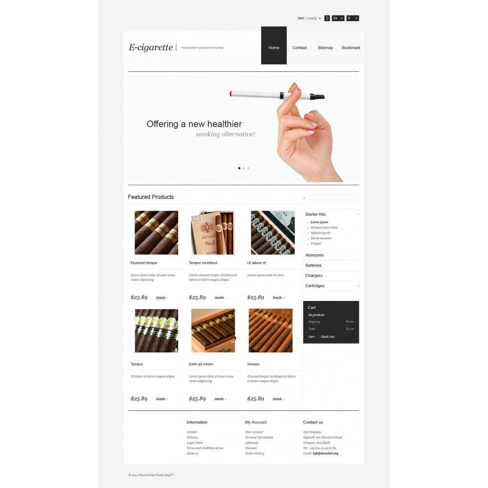 theme - Casa & Giardino - Electronic Cigarettes Store - 5