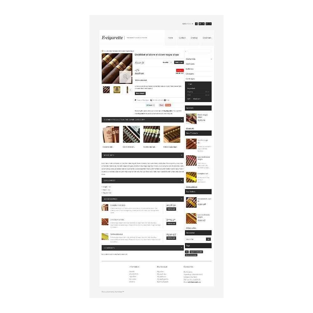 theme - Casa & Giardino - Electronic Cigarettes Store - 7