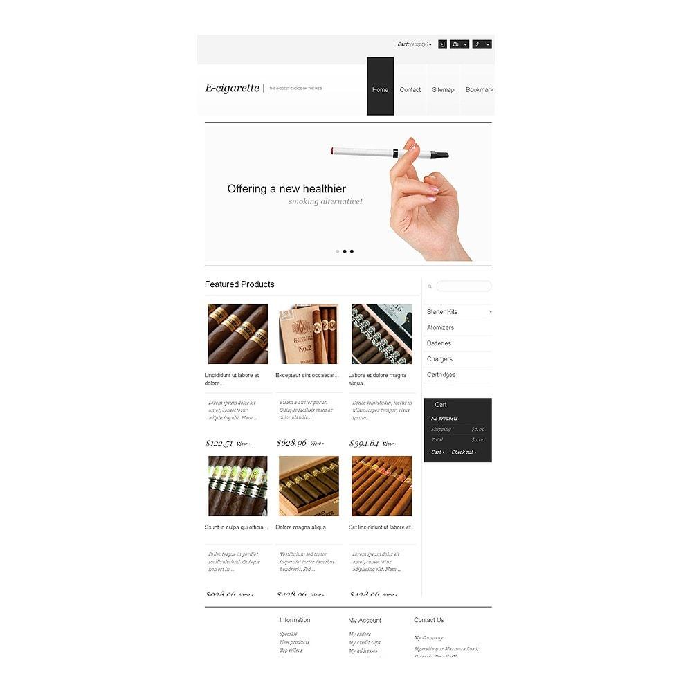 theme - Casa & Giardino - Electronic Cigarettes Store - 8
