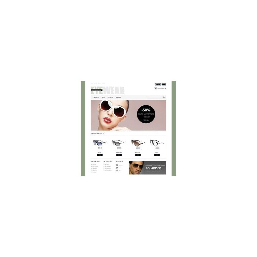 theme - Moda & Obuwie - Responsive Eyewear Store - 2