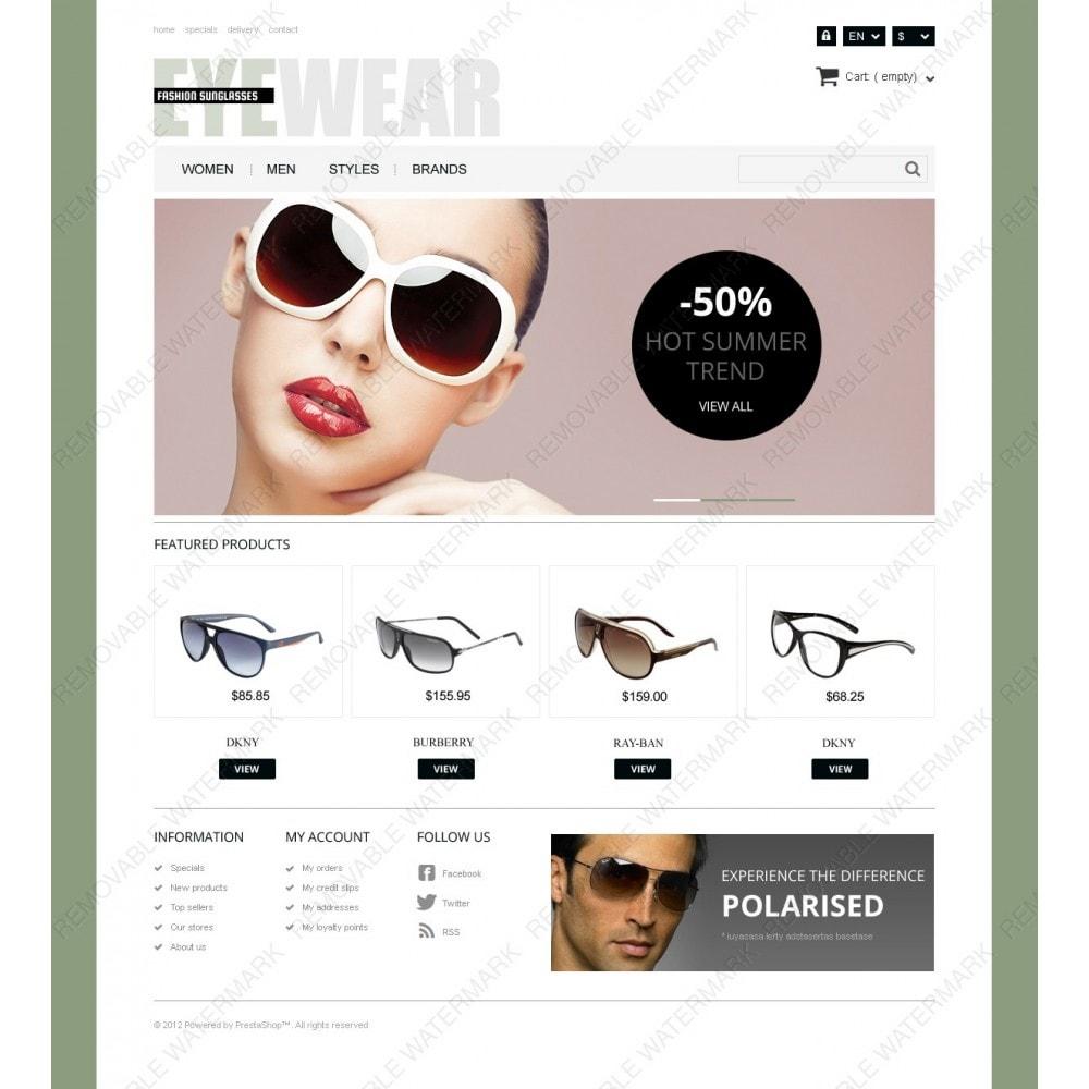 theme - Moda & Obuwie - Responsive Eyewear Store - 3