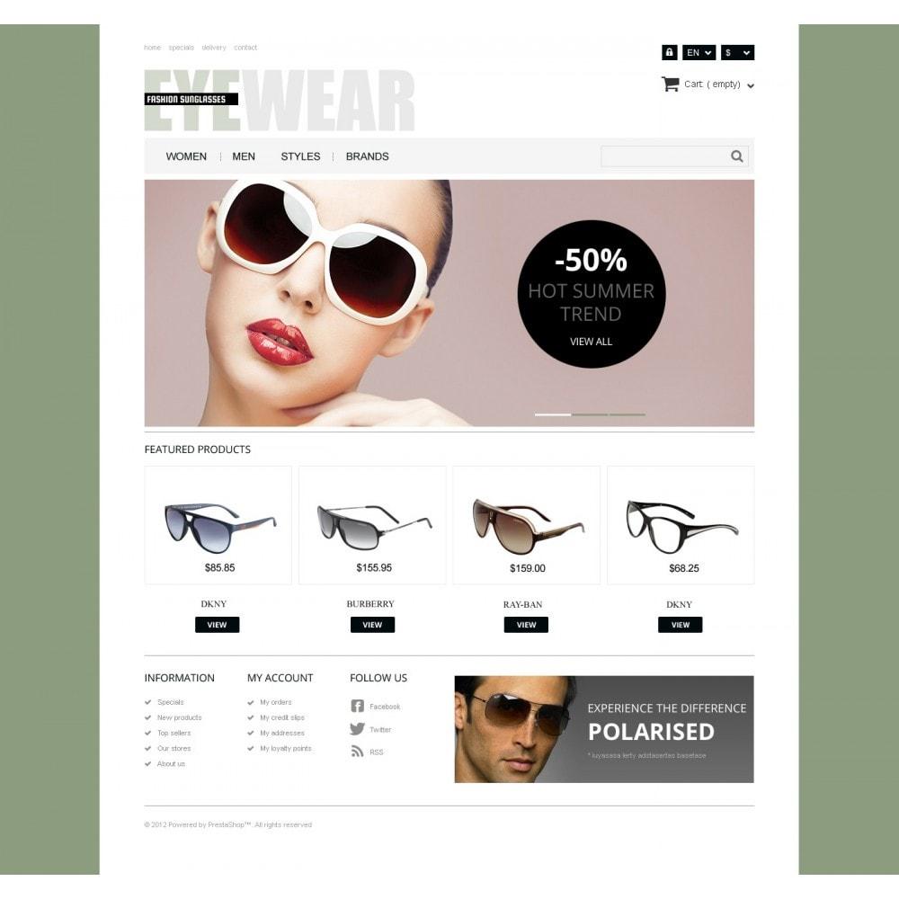 theme - Moda & Obuwie - Responsive Eyewear Store - 4