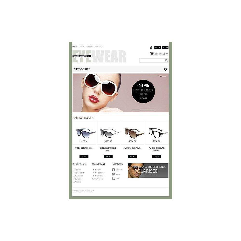 theme - Moda & Obuwie - Responsive Eyewear Store - 8