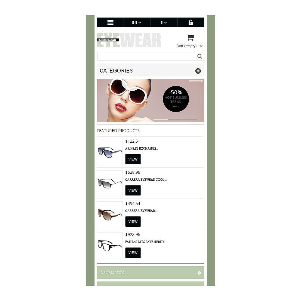 theme - Moda & Obuwie - Responsive Eyewear Store - 9