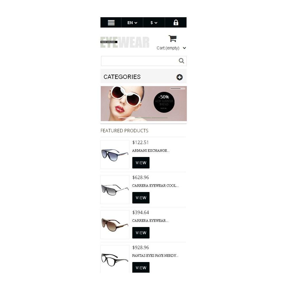 theme - Moda & Obuwie - Responsive Eyewear Store - 10