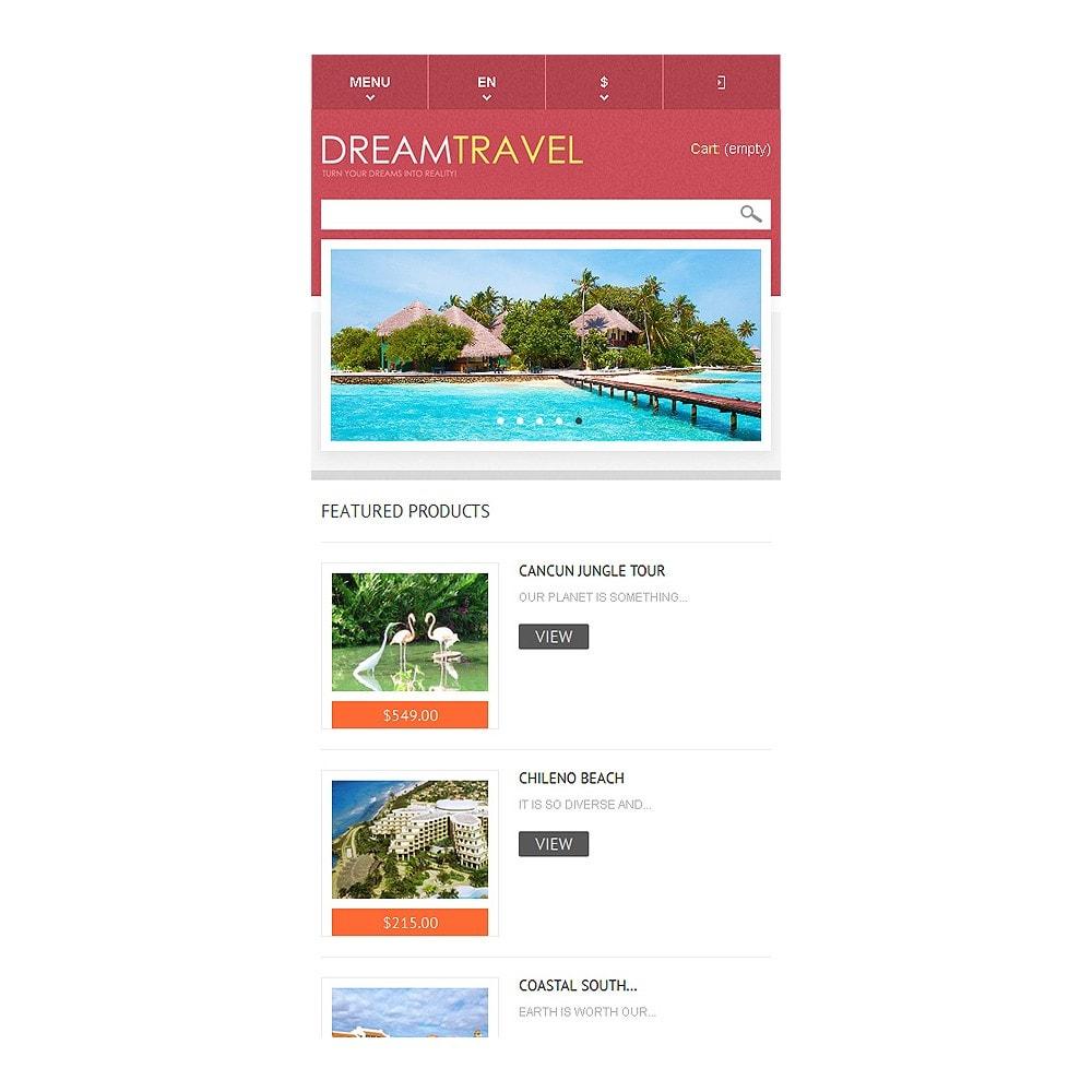 theme - Sports, Activities & Travel - Dream Travel Store - 9