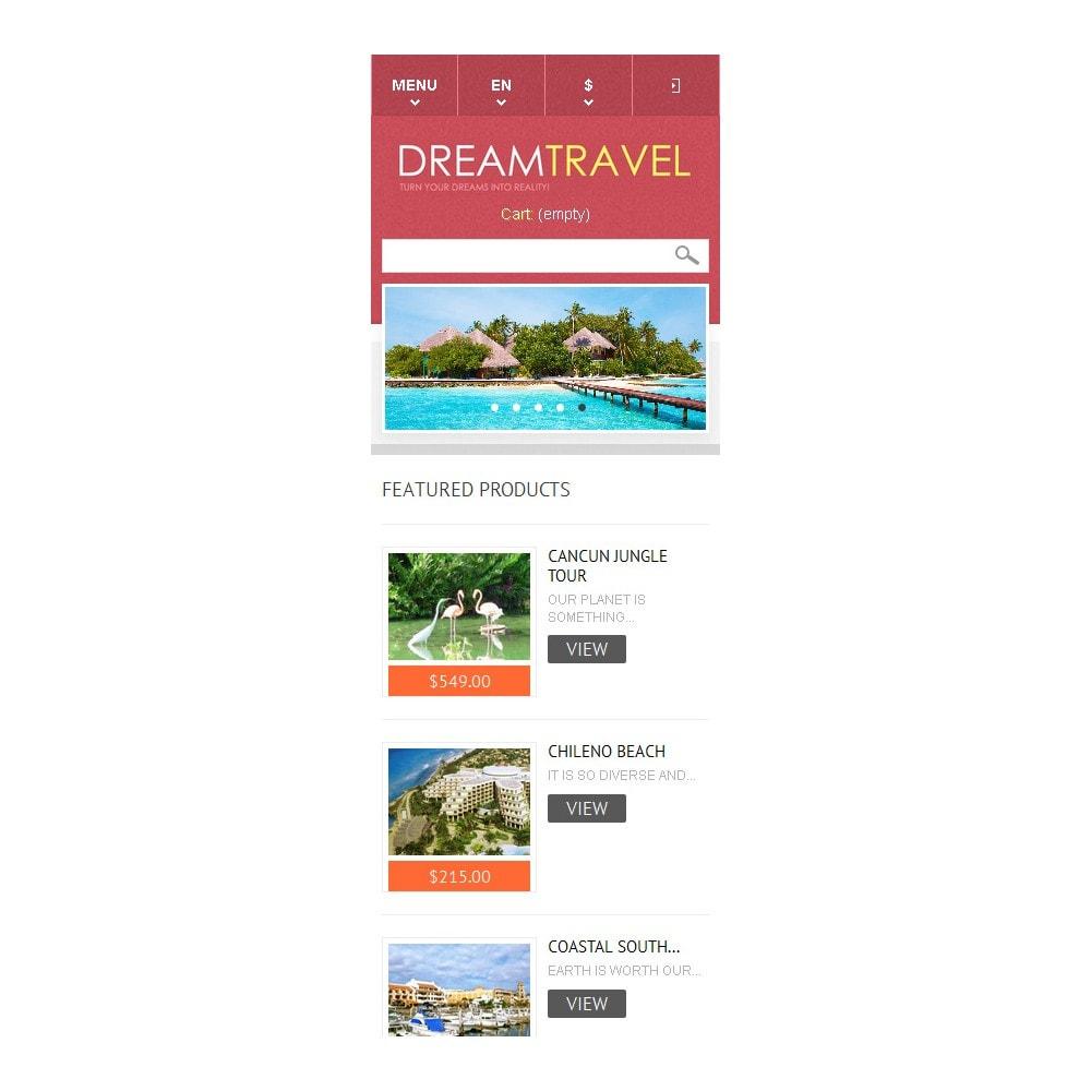 theme - Sports, Activities & Travel - Dream Travel Store - 10
