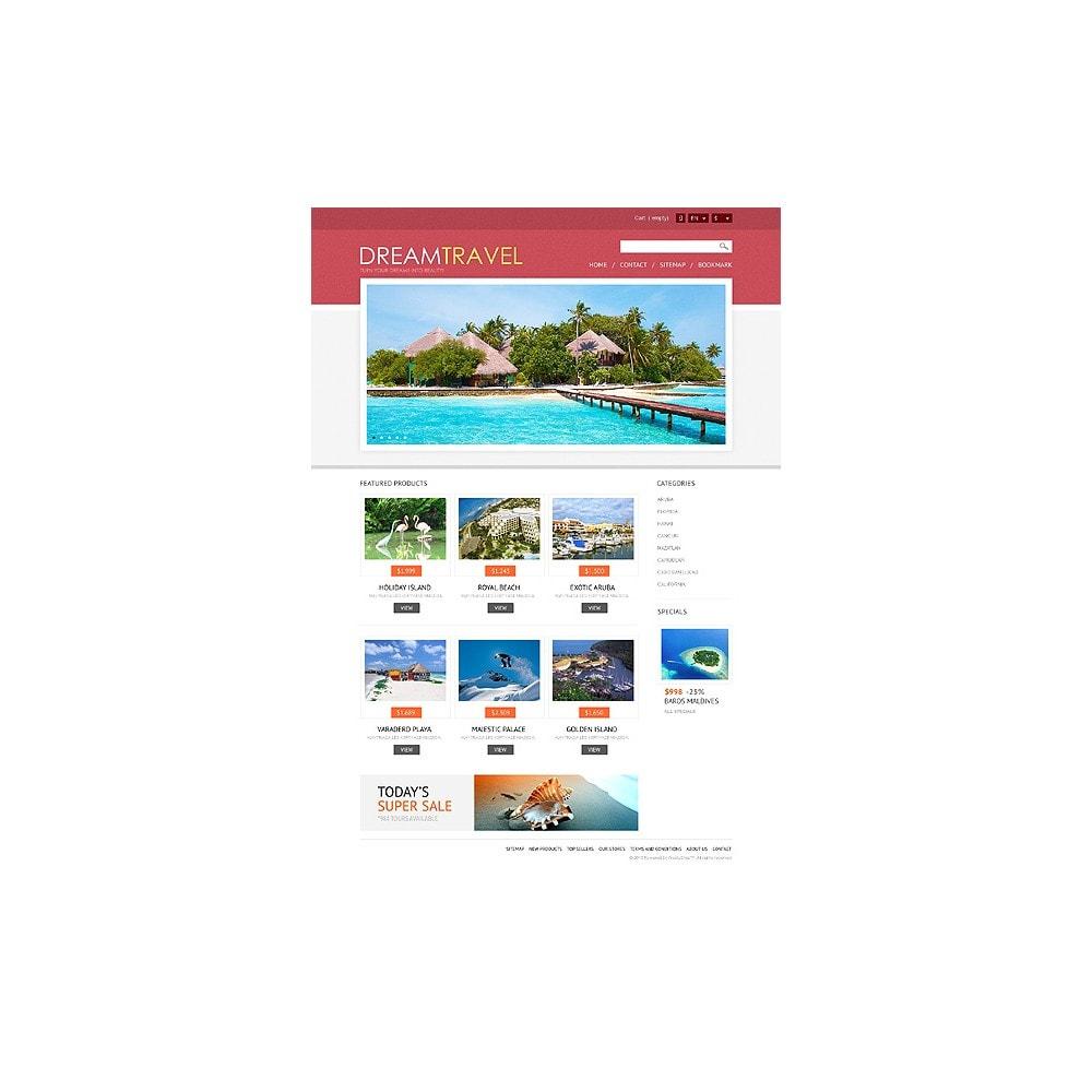 theme - Sports, Activities & Travel - Dream Travel Store - 11