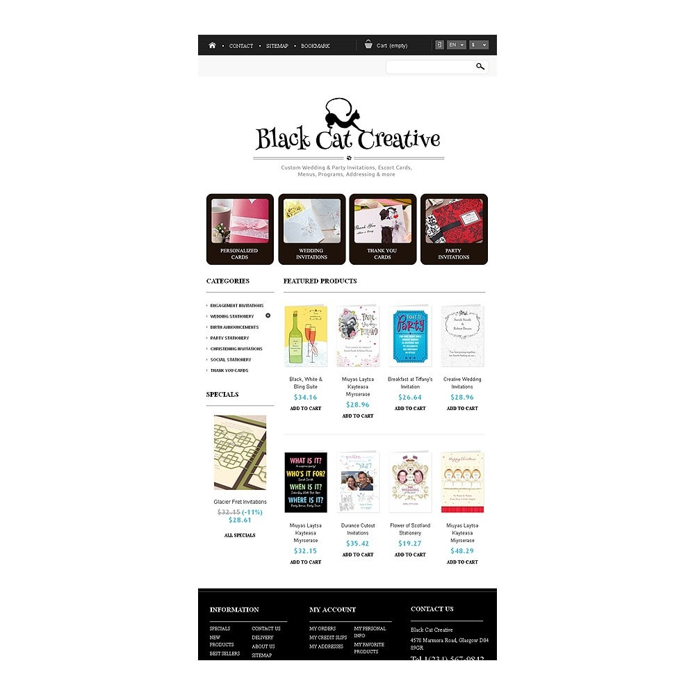theme - Mode & Chaussures - Responsive Cards Store - 8