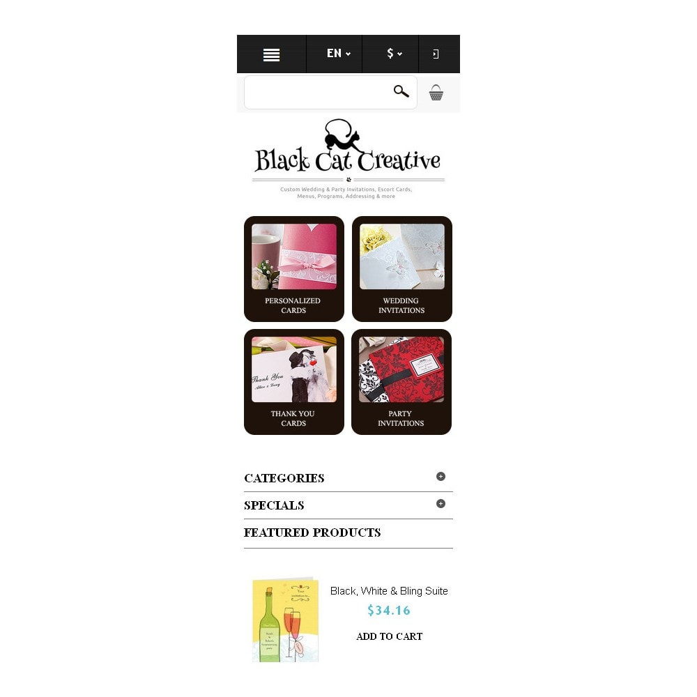 theme - Mode & Chaussures - Responsive Cards Store - 10