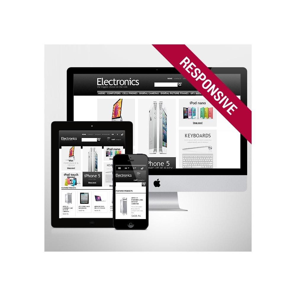 theme - Electronique & High Tech - Powerful Electronics Store - 1