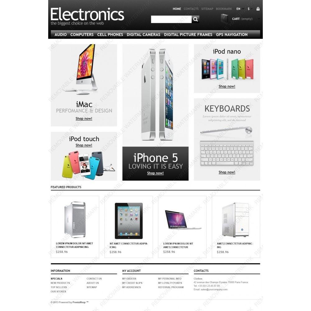 theme - Electronique & High Tech - Powerful Electronics Store - 3