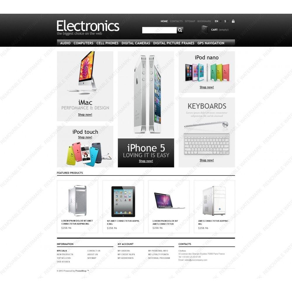 theme - Electronique & High Tech - Powerful Electronics Store - 6