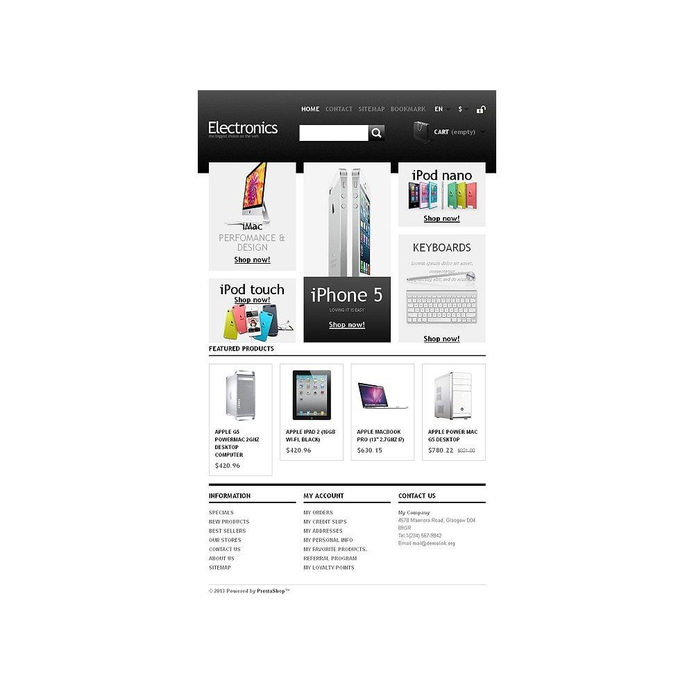 theme - Electronique & High Tech - Powerful Electronics Store - 8