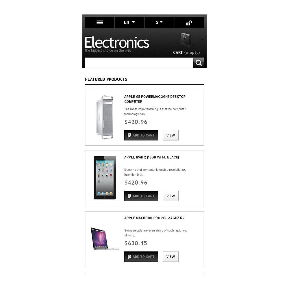 theme - Electronique & High Tech - Powerful Electronics Store - 9