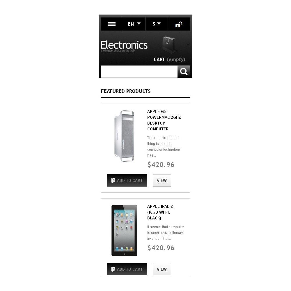 theme - Electronique & High Tech - Powerful Electronics Store - 10