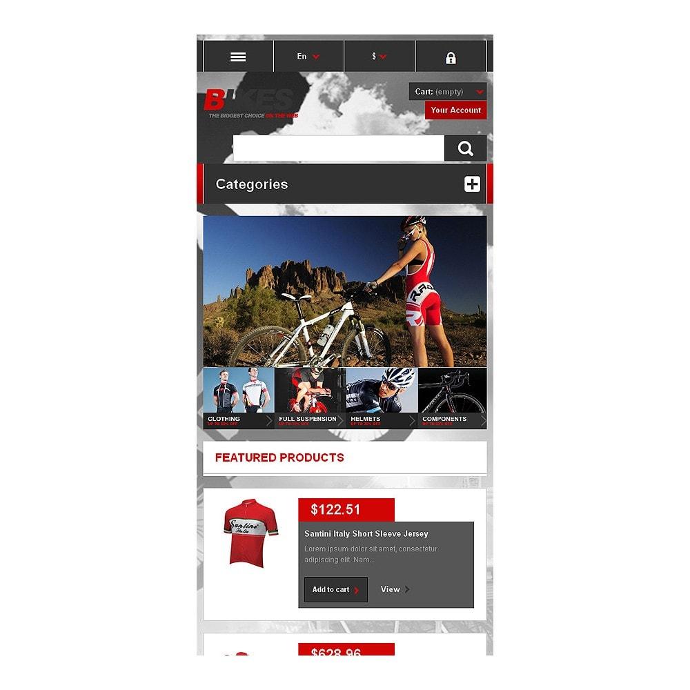 theme - Спорт и Путешествия - Responsive Bikes Store - 9