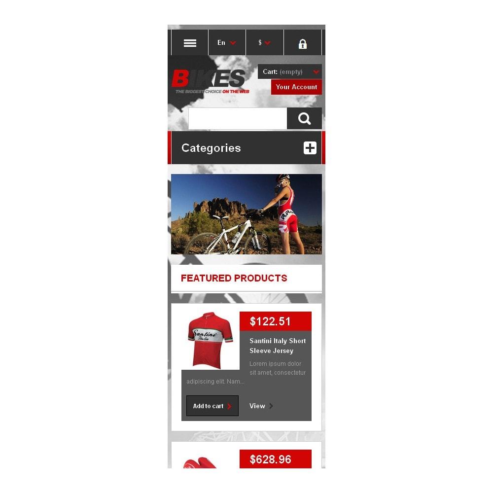theme - Спорт и Путешествия - Responsive Bikes Store - 10