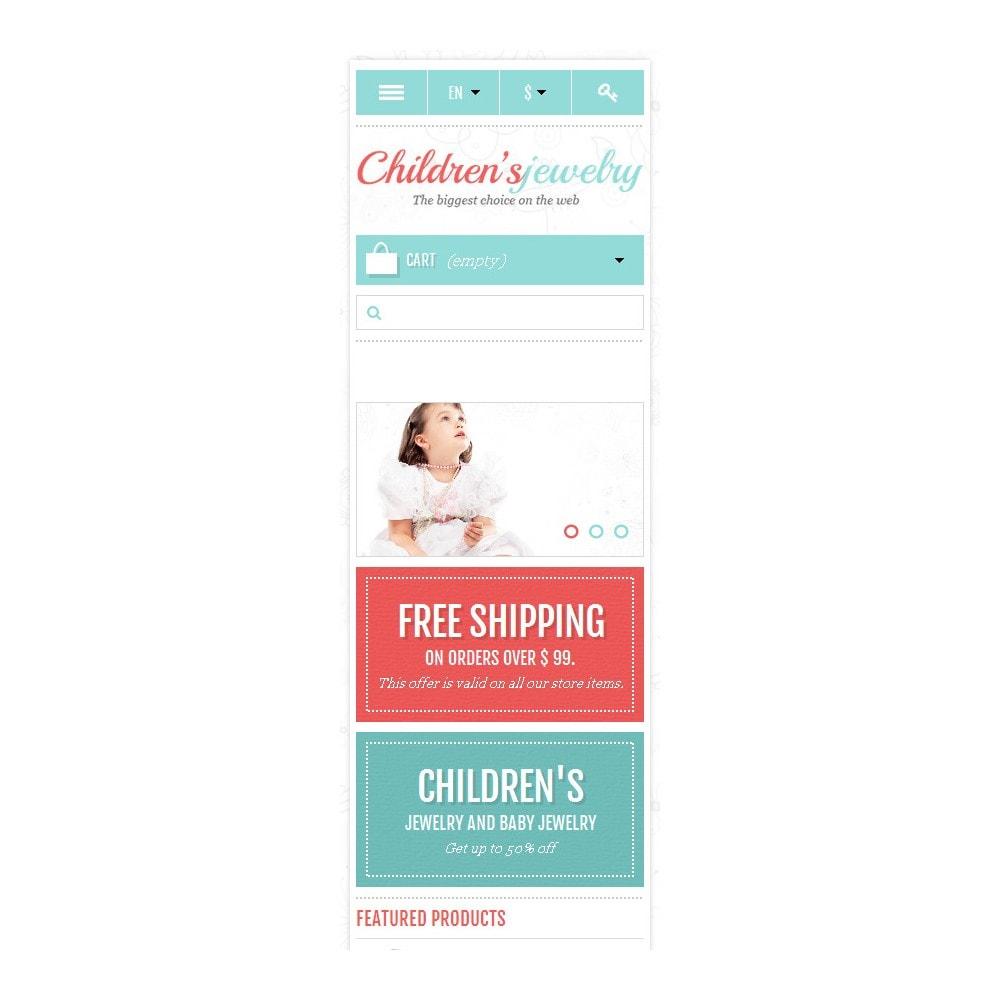 theme - Moda & Obuwie - Children's Jewelry Store - 10