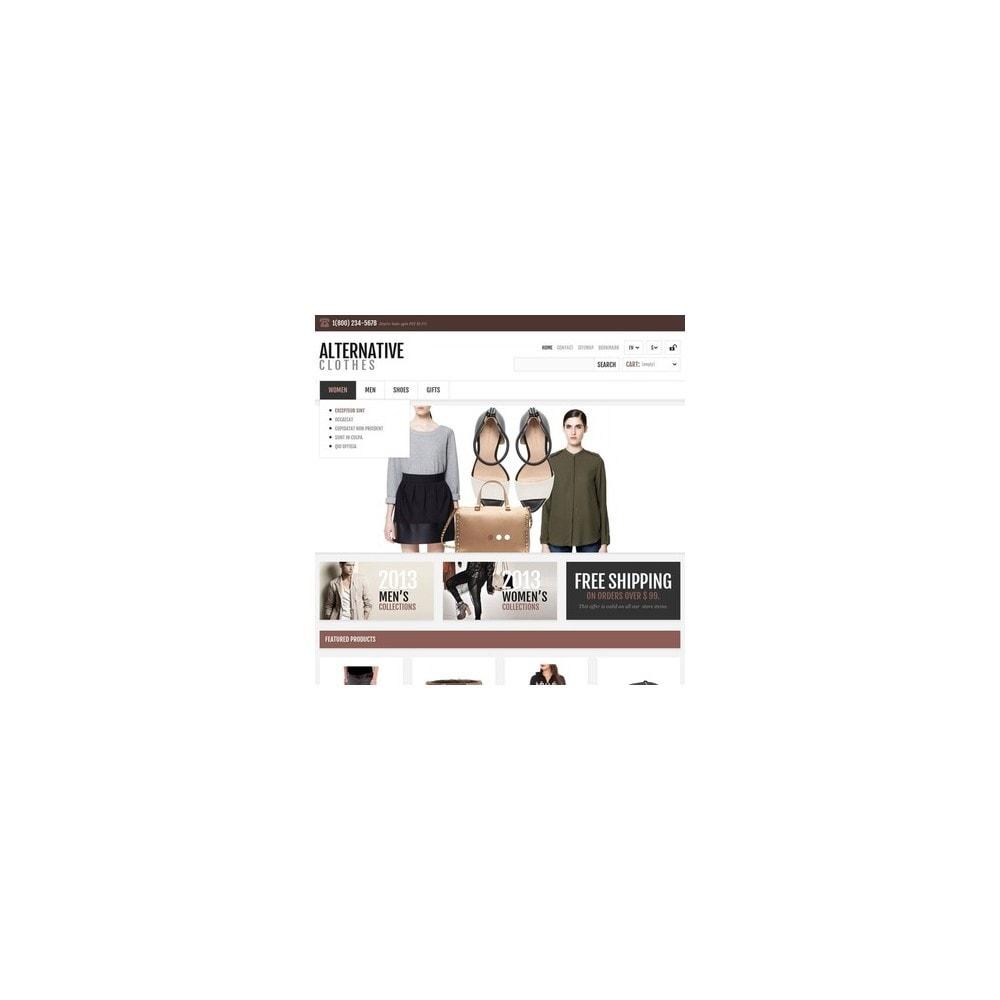 theme - Mode & Schoenen - Alternative Apparel Store - 3